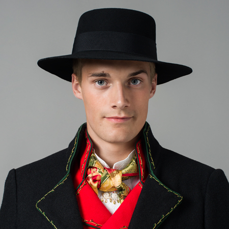 Jakke og hatt