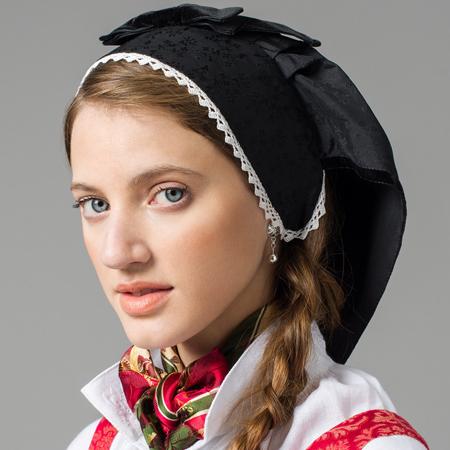 norsk dame Mandal